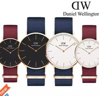 2019 New Mens Women Daniel Uhren 40mm Herrenuhren 36 Damenuhren Quarzuhr Damenuhr Relogio Montre Femme