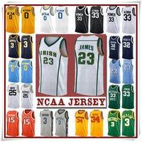 NCCA Jersey Kawhi Leonard James Iverson Men 23 Lebron Durant 13 Harden Curry Stephen Koleji Basketbol Formaları Russell Westbrook Men2