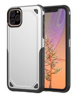 IPhone 11 Pro için XS MAX XR Samsung S10E Not 10 Kılıf Sağlam Zırh Vaka Samsung S9 S8 Artı 2in1 Koruyucu Kapak