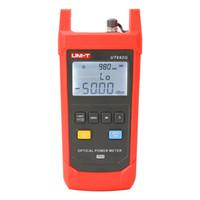 Optischer Leistungsmesser, IP65 Wasserdicht, -50- + 26dBm