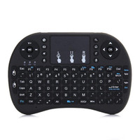 Mini i8 Keyboard Air Mouse With 2. 4G Wireless Rechargeable B...
