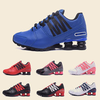 High quality Avenue 803 running shoes Blue White Black Buffe...