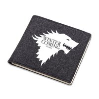 Hot Movie Game of Thrones Wallet Cloth Wallet Game of Throne...