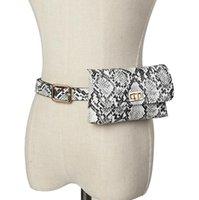 дизайнер роскошных талии мешок женщин Joker ремень классический серпантин плечо сумки Retro портативный телефон сумки мини женские сумки