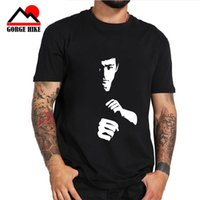 Kung fu superstar Lee Cotton T Shirt Summer Bruce The Dragon...