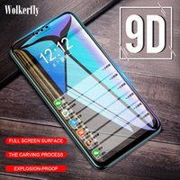 9D Tempered Glass For Huawei Mate 20 Lite P20 Pro P Smart Y9...