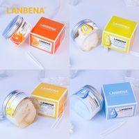 LANBENA Patchs pour masques pour les yeux hydratants au rétinol à l'acide hyaluronique VC Réduit les cernes
