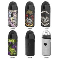 Vapefly Jester Rebuildable Dripping Pod Kit 1000mAh with 2ml Jester cartridge  dripping cartridge Jester battery DIY vape Original