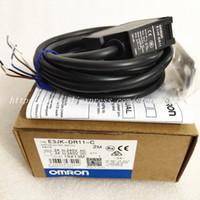 E3JK-DR11-C E3JK-DR12-C Sensore interruttore fotoelettrico Omron Nuovo di alta qualità