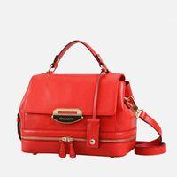 OLOEY M4078044875 europeo e borse donna borsa a tracolla grande capacità borsa del cuoio genuino delle donne americane borsa Crossbody 6133A15601C00