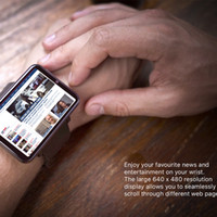 En iyi HD Ekran Wifi GPS Navigasyon Akıllı İzle Destek 4G 3G SIM MP3 MP4 Smartwatch Telefon IOS Andriod PK KW99 KW88 Pro