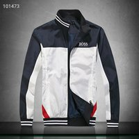 001new winter Men Tooling jacket baseball outerwear casual s...
