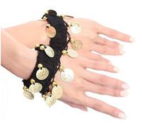 Buikdans pols enkelboeien armbanden halloween kostuum accessoire buikdans accessoire
