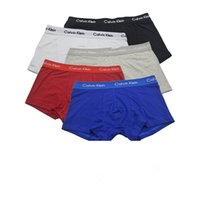 a8aa5585e1b5 New Arrival. 6pcs lot Famous Mens Underwear Boxer Brief Shorts Luxury Sexy  Underwear Casual Short Man Breathable Underwear Cotton Male Gay ...