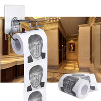 Hot!!! Donald Trump Humour Toilet Paper Roll Novelty Funny G...