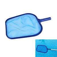 1Pc Swimming Pool Spa Pond Leaf Skimmer Mesh Sturdy Plastic ...