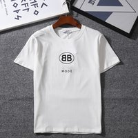 Diseñador Verano Top Tees Manga corta Casual Luxury T-shirt New Arrivals Womens Mens New Brand T Shirt con carta de marca
