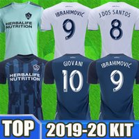 ef1984d04 New Arrival. NEW 19 20 IBRAHIMOVIC LA Galaxy soccer jerseys Thailand 2019  2020 Los Angeles Galaxy GIOVANI ALESSANDRINI Parley X Kids football kit  shirts