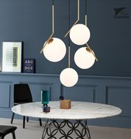 Modern Minimalist Pendant Lamp Nordic Ceiling Clothing Decor...