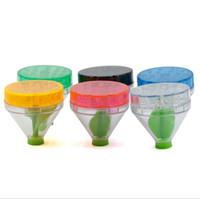 Farbe Durchmesser 50MM Mini-Luftschaufel Kunststoff Trichter Rauchmühle