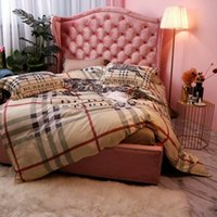 Luxury Classic Bbr Bedding Set Horse Print Cotton Bedding Se...