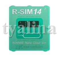 RSim14V 18 R sim14V R SIM 14V RSIM 14V R-Sim 14 Карта разблокировки iccid для iphone xs max xr x i8 i7 i6 плюс iOS 12.x-7.x 4G.