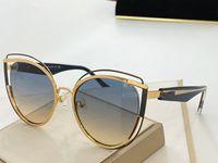 1095 Lunettes de soleil Mode Populaire Mode Spécial Style Spécial Protection UV Lentille Full Cadre Top Qualité Haut Venez avec étui et travail à la main Sunglasse classique