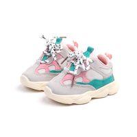 신발 남자 운동화 유아 소녀 디자이너 신발 유아 트레이너 유아 운동화 A8292 유아 새 아기 운동화 아기 신발