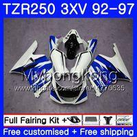 Kit For YAMAHA TZR250RR RS TZR250 92 93 94 95 96 97 245HM.47 TZR 250 3XV YPVS TZR 250 1992 1993 1994 1995 1996 1997 blue hot frame Fairing