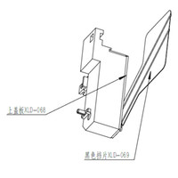 Persinaciones de imágenes térmicas infrarrojas de alta calidad MX-SU-014-200, persianas de imágenes térmicas de IR, freeshipping y no hay pedido mínimo