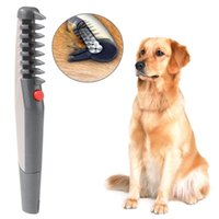 2019 dog grooming comb knot electric pet scissor white grey for dogs rh dhgate com