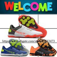 Fresh React Gato IC Colourway Mens Indoor Flat Soccer Cleats...