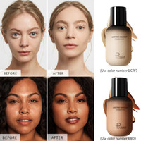 Garrafa Pudaier pequeno Foundation líquido de seda hidratante duradoura Concealer Maquiagem Fundação 40 cores marca de cosméticos frete grátis U0201