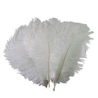Красочные 20-22 дюйма 50-55 см перья страуса пера для свадебных центров свадебные вечеринки декор событий праздничное украшение