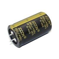 JCCON سميكة قدم مكثف كهربائيا 400v560uf حجم 30x50 السلطة العاكس