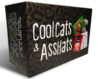 CoolCats Asshats - funnest Adult Party / Boire Jeu de cartes