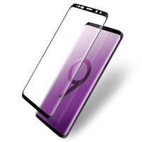 Temperli Cam LCD Ekran Koruyucu Film Samsung Galaxy S9 / S9 artı Uyar