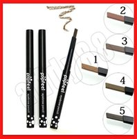 2019 Eye makeup Popfeel Eyebrow Pencil Waterproof Long lasti...