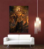 Ghostbusters 2 Виго Giant 1 шт Wall Art Pictures Home Decor расписанную HD Печать Картина маслом на холсте Wall Art Холст 200203
