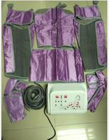 أحدث الساخن بيع برو ضغط الهواء الليمفاوية الصرف الجسم سليم بطانية دعوى Pressotherapy آلة فقدان الوزن إزالة الدهون Pressotherapy