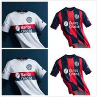 d3f120e91bde3 Nouveau maillot de football 2019 2020 San Lorenzo Almagro domicile 19 20  Argentine maillot de football
