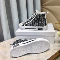 2019 French new canvas high- top ladies boots outdoor ladies ...
