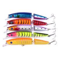 Peche Jerkbait Fishing Lure 140 millimetri 20g Pesca snodato ciprinidi artificiale Tackle Swimbait Wobbler
