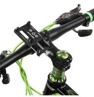 الدراجة المعادن دراجات العالمي حامل الهاتف الخليوي دعم للدراجات النارية المقود جبل التعامل مع الهاتف