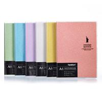2019 أزياء ملونة جيب جديد المطاط كم يوميات المفكرة كتاب مكتب القرطاسية دفتر a7 a6 a5
