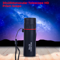 Hot 30x25 HD Optical Monocular Low Night Vision Waterproof M...