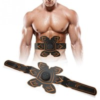 Rechargeable EMS Fitness Belt Domestic Abdominal Muscle Stim...