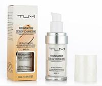 Цена по прейскуранту завода-изготовителя TLM Безупречный жидкий тональный крем с изменяющимся цветом 30 мл.