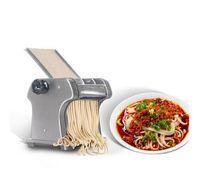 Électrique nouilles Makers Pâtes Ravioli machine robot culinaire Maker nouilles en acier inoxydable Cutter machine 220 V Pasta Maker MYY