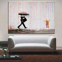 Banksy Graffiti Art Life Is Short Chill The Duck Out Home De...